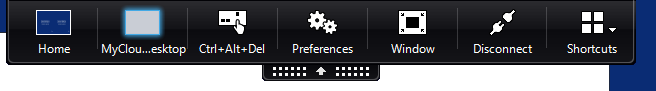 Citrix Toolbar