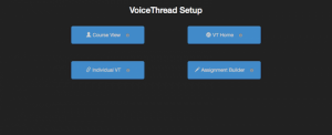 voicethread setup